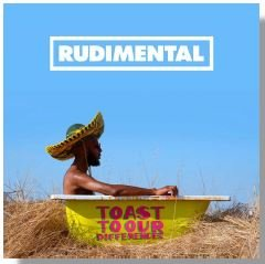 CD RUDIMENTAL - TOAST TO OUR DIFFERENCES