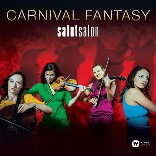 Cd Salut Salon - Carnival Fantasy - Deluxe Original Lacrado