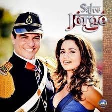 CD SALVE JORGE - NACIONAL - VOL. 1  (TRILHA SONORA DE NOVELAS)