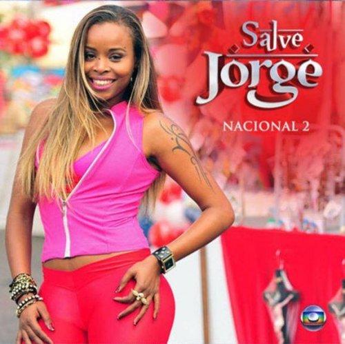 CD SALVE JORGE - NACIONAL - VOL. 2 (TRILHA SONORA DE NOVELAS)