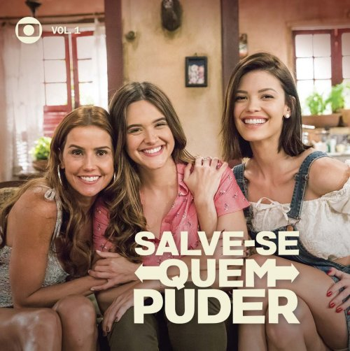 CD SALVE-SE QUEM PUDER VOL. 1 (TRILHA SONORA DE NOVELAS)