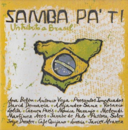 CD SAMBA PA TI - UN TRIBUTO A BRASIL