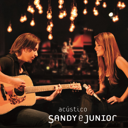 CD SANDY E JUNIOR ACÚSTICO