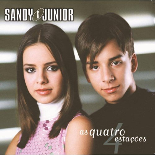 CD SANDY E JUNIOR - AS QUATRO ESTAÇOES