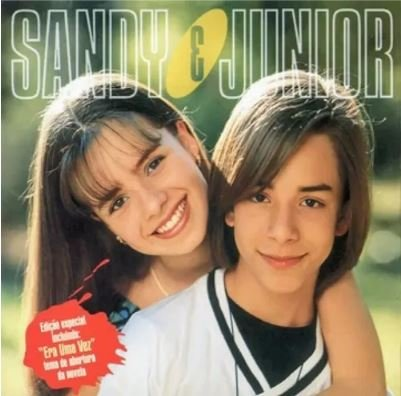 CD SANDY E JUNIOR - SONHO AZUL