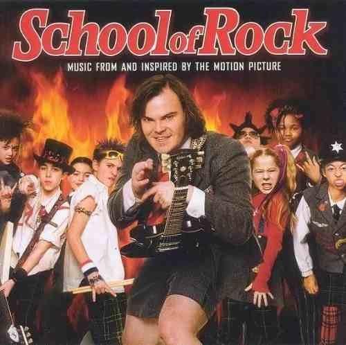 Cd School Of Rock - Escola De Rock