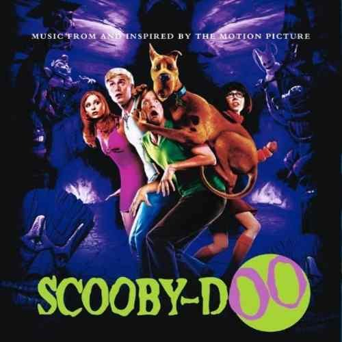 Cd Scooby - Doo Music From And Inspired By The Motion Picture