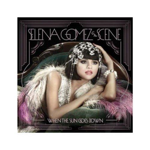 CD SELENA GOMEZ - WHEN THE SUN GOES DOWN