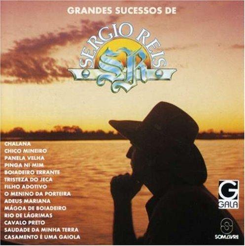 CD SERGIO REIS - GRANDES SUCESSOS DE SERGIO REIS