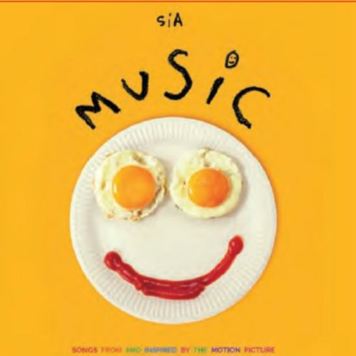 CD SIA - MUSIC (SONG FROM AND INSPIRED BY MOTION PICTURE)