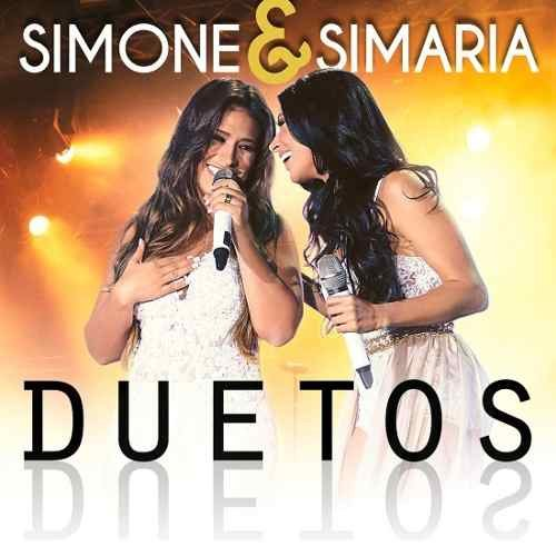 Cd Simone & Simaria - Duetos