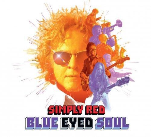 CD SIMPLY RED - BLUE EYED SOUL - PRÉ-VENDA