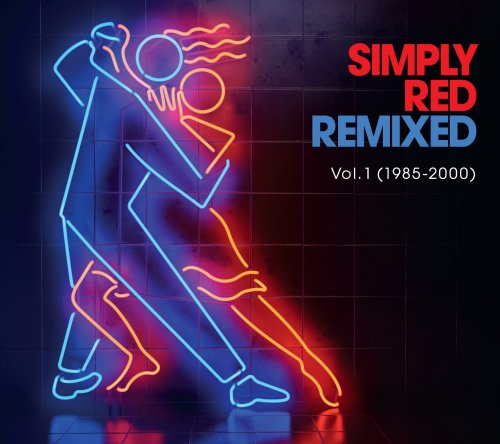 CD SIMPLY RED - REMIXED (DUPLO - 2 CDS)