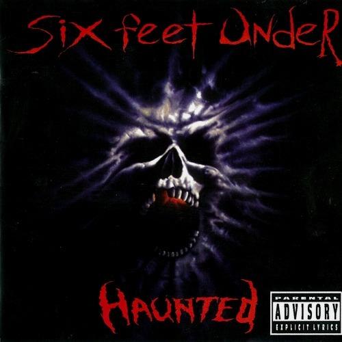 CD SIX FEET UNDER - HAUNTED