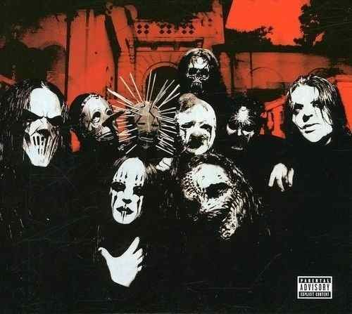 CD SLIPKNOT VOL. 3 (THE SUBLIMAL VERSE) COM LUVA