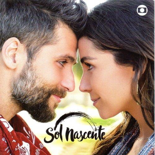 CD SOL NASCENTE  (TRILHA SONORA DE NOVELAS)