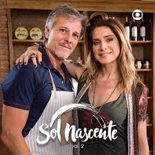 CD SOL NASCENTE - VOL. 2 (TRILHA SONORA DE NOVELAS)