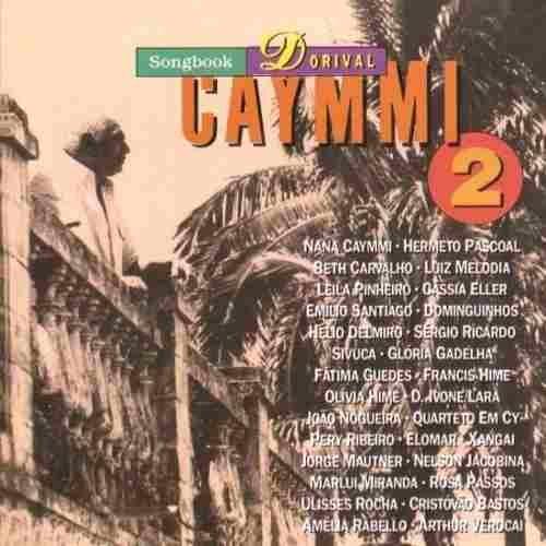 CD  DORIVAL CAYMMI - SONGBOOK VOL. 2