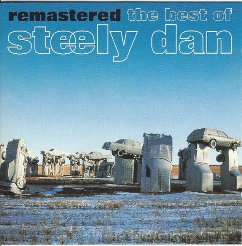 CD STEELY DAN ‎- REMASTERED THE BEST OF STEELY DAN
