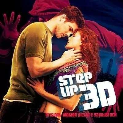 CD STEP UP 3D - TRILHA SONORA ORIGINAL