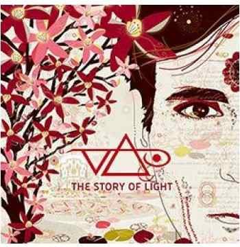 Cd Steve Vai - The Story Of Light Original / Lacrado