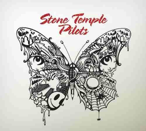 CD STONE TEMPLE PILOTS - STONE TEMPLE PILOTS