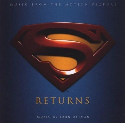 Cd Superman Returns - Music By John Ottman