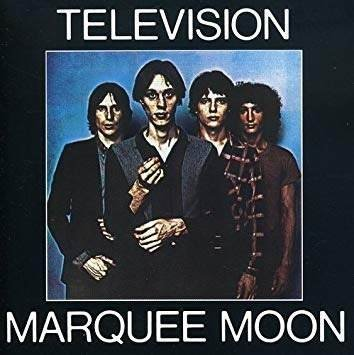 CD TELEVISION - MARQUEE MOON