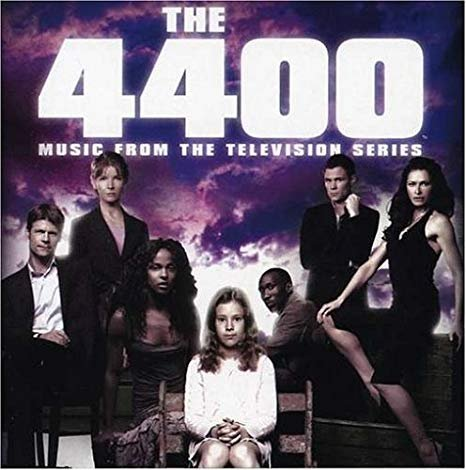 CD THE 4400 MUSIC FROM THE TELEVISION SERIES OST