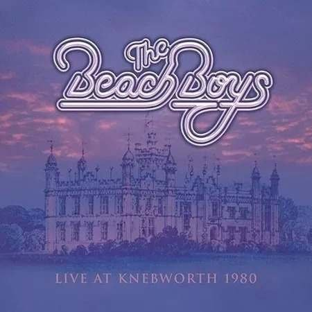 Cd The Beach Boys - Live At Knebworth 1980 - Lacrado