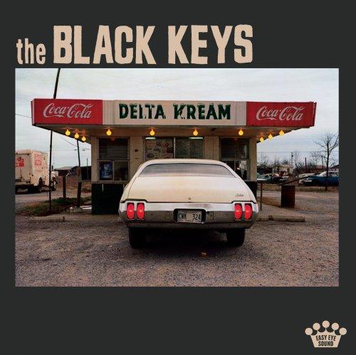 CD THE BLACK KEYS - DELTA KREAM - PRÉ-VENDA LANÇAMENTO 28/05