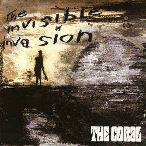 CD THE CORAL - THE INVISIBLE INVASION (2005)