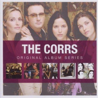 CD THE CORRS - ORIGINAL ALBUM SERIES