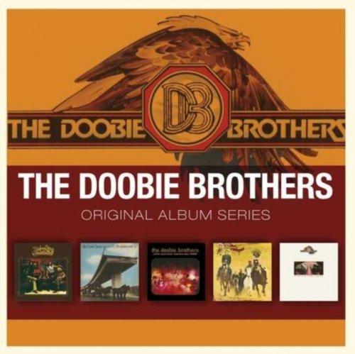 CD THE DOOBIE BROTHERS - ORIGINAL ALBUM SERIES