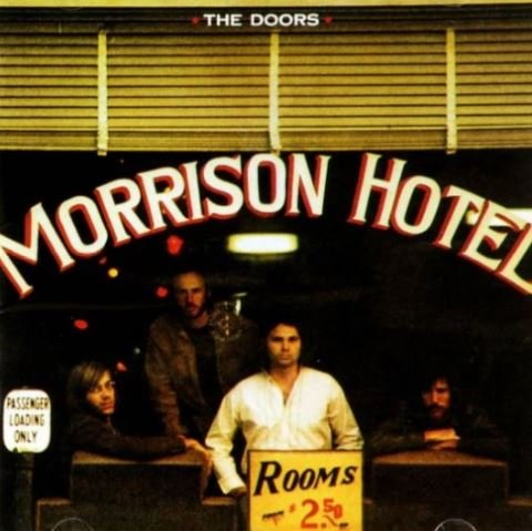 CD THE DOORS - MORRISON HOTEL (EXPANDED) {40TH ANIVERSARY}