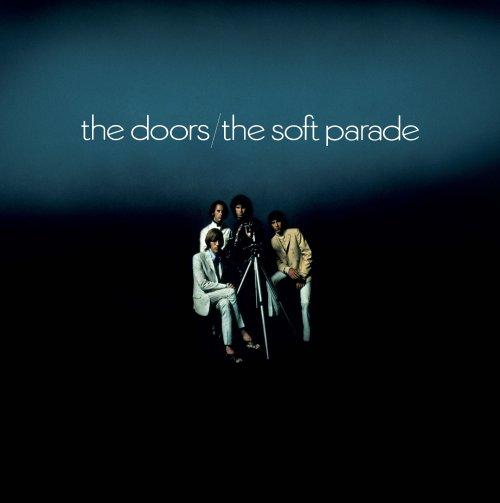 CD THE DOORS - THE SOFT PARADE - EDIÇÃO COMEMORATIVA DE 50 ANOS