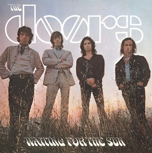 CD THE DOORS -  WAITING FOR THE SUN (REMASTERED)