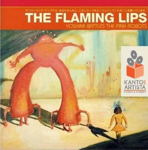 CD THE FLAMING LIPS -  YOSHIMI BATTLES THE PINK ROBOTS
