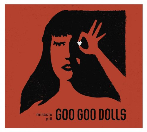 CD THE GOO GOO DOLLS - MIRACLE PILL