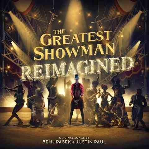 CD THE GREATEST SHOWMAN - REIMAGINED 2018