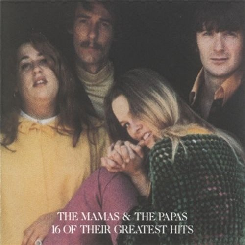 CD THE MAMAS & THE PAPAS - 16 OF THEIR GREATEST HITS