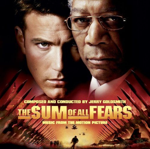 CD THE SUM OF ALL FEARS - TRILHA SONORA ORIGINAL - OST