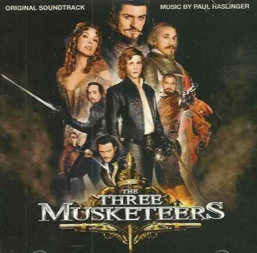 Cd The Three Musketeers 2011 Trilha De Os Três Mosqueteiros