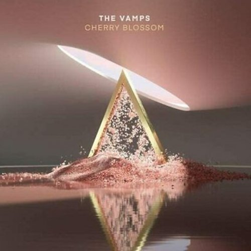 CD THE VAMPS - CHERRY BLOSSOM  (STANDARD)