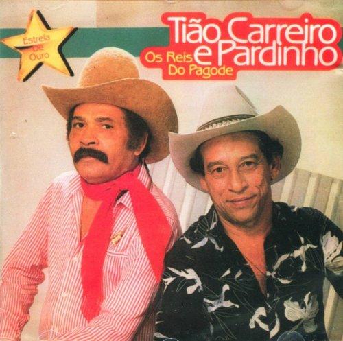 CD TIAO CARREIRO E PARDINHO - ESTRELA DE OURO - OS REIS DO PAGODE