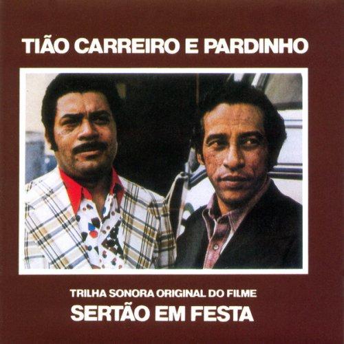 CD TIAO CARREIRO E PARDINHO - TRILHA SONORA DO FILME - SERTÃO EM