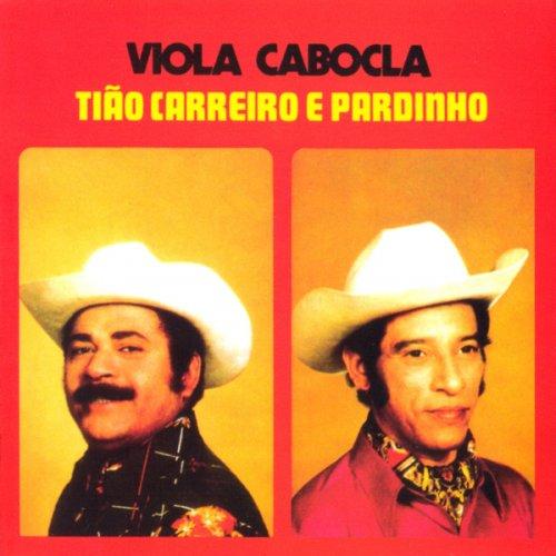 CD TIAO CARREIRO E PARDINHO - VIOLA CABOCLA
