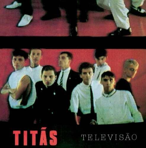 CD TITÃS - TELEVISÃO