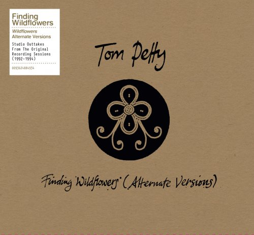 CD TOM PETTY - FINDING WILDFLOWERS (ALTERNATE VERSIONS) - PRÉ-VENDA LANÇAMENTO 28/05