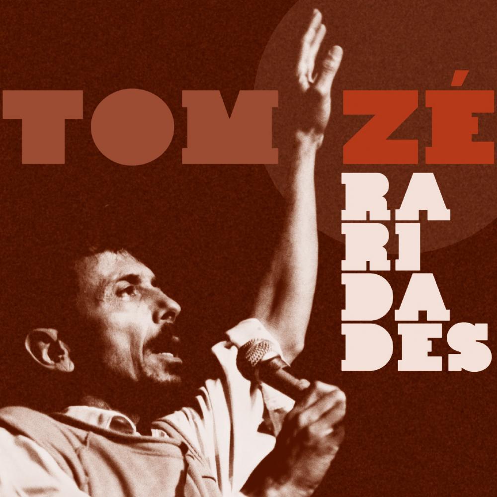 CD TOM ZÉ - RARIDADES